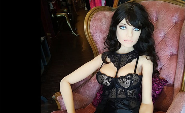 В Англии создали секс-робота с искусственным интеллектом