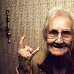 Веселая старость