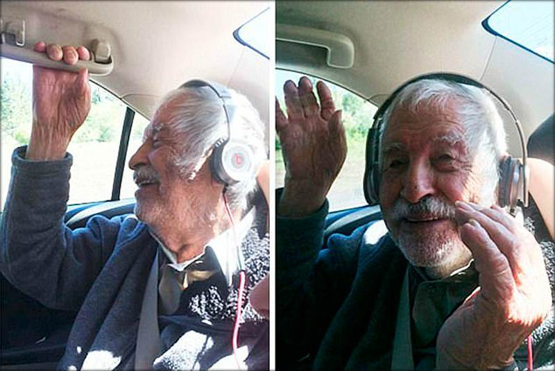 Старость - это время жить полной жизнью
