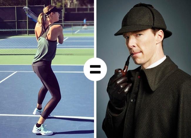 Когда спортсмен одновременно еще и гений