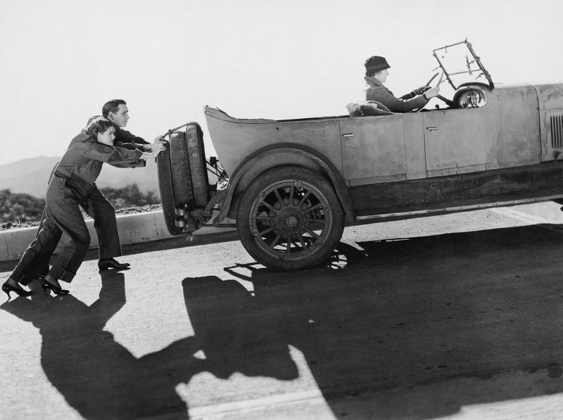 Автомобили: почему женщины должны быть лучше защищены