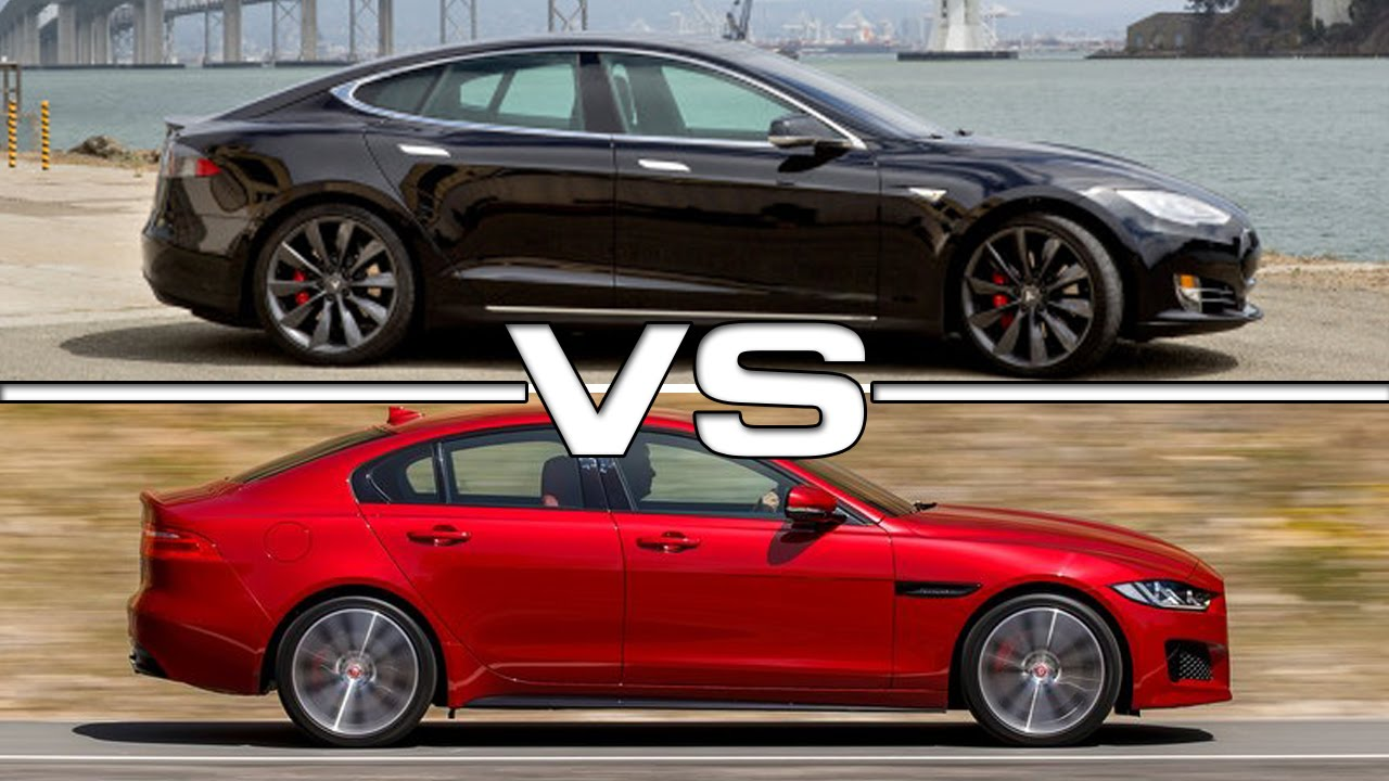 А вот и над Jaguar нависла тень Tesla