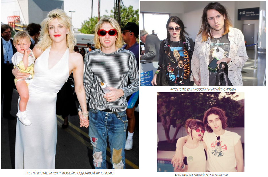 С кем живут дочери мировых рок-звезд: рассказываем и показываем