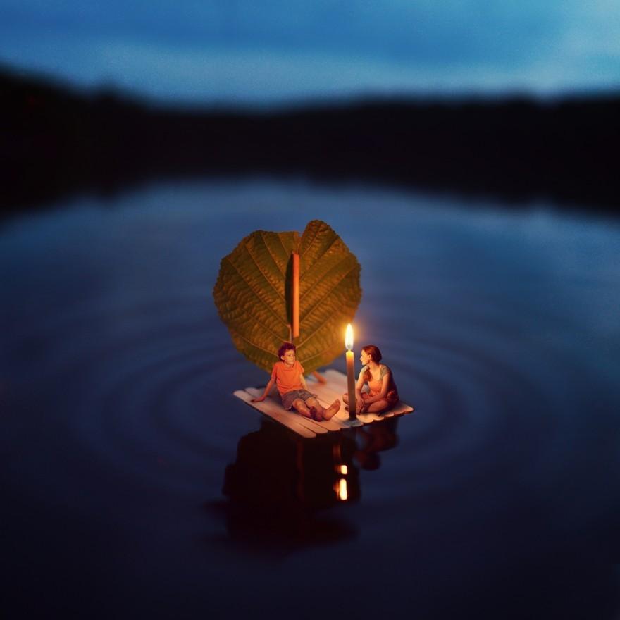 «Маленькие люди» 14-летнего фотографа