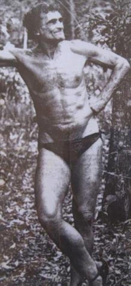 История о человеке, прожившем 60 лет среди крокодилов и диких кабанов