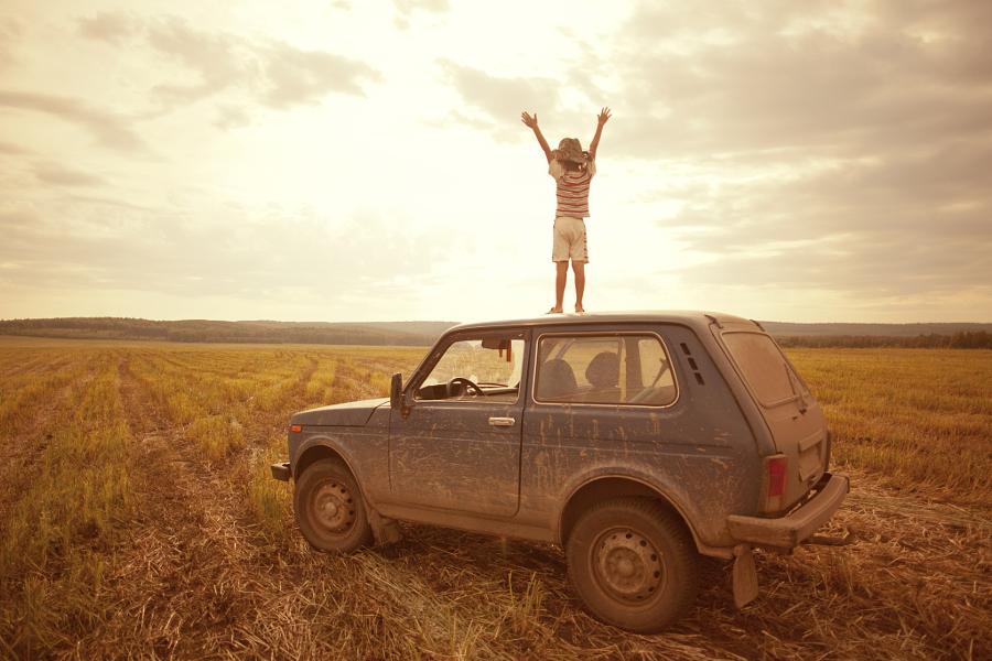 Захватывающие снимки: путешествия - это прекрасно