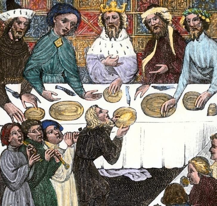 Как бы выглядело Ваше меню, если сейчас было Средневековье