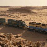 поезд через Сахару