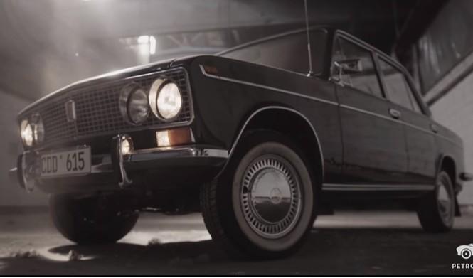 Найдены «Жигули» 1975 года, которые стояли в гараже 40 лет (видео)