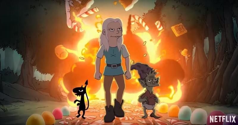 Создатель Симпсонов выпускает новый сериал