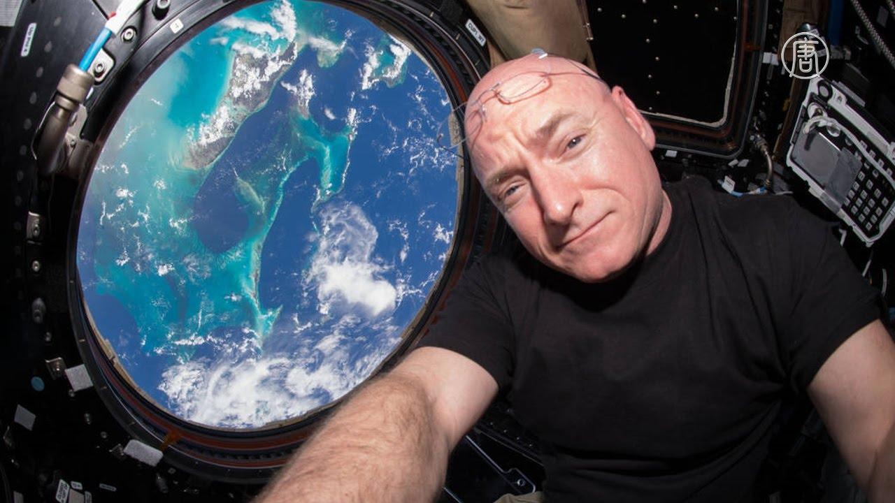 Как меняются гены астронавта после пребывания в космосе