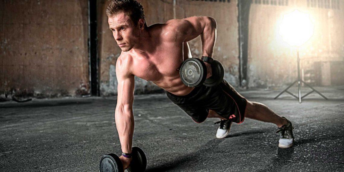 Как тренироваться, чтобы в 40 лет быть здоровым