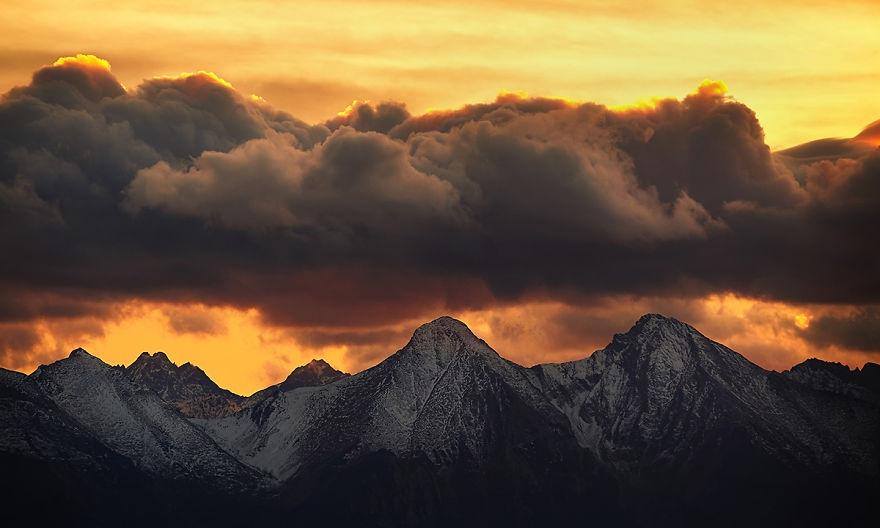 Татры - сумасшедшие горы