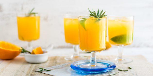 Летние полезные соки для спортсменов из фруктов и овощей