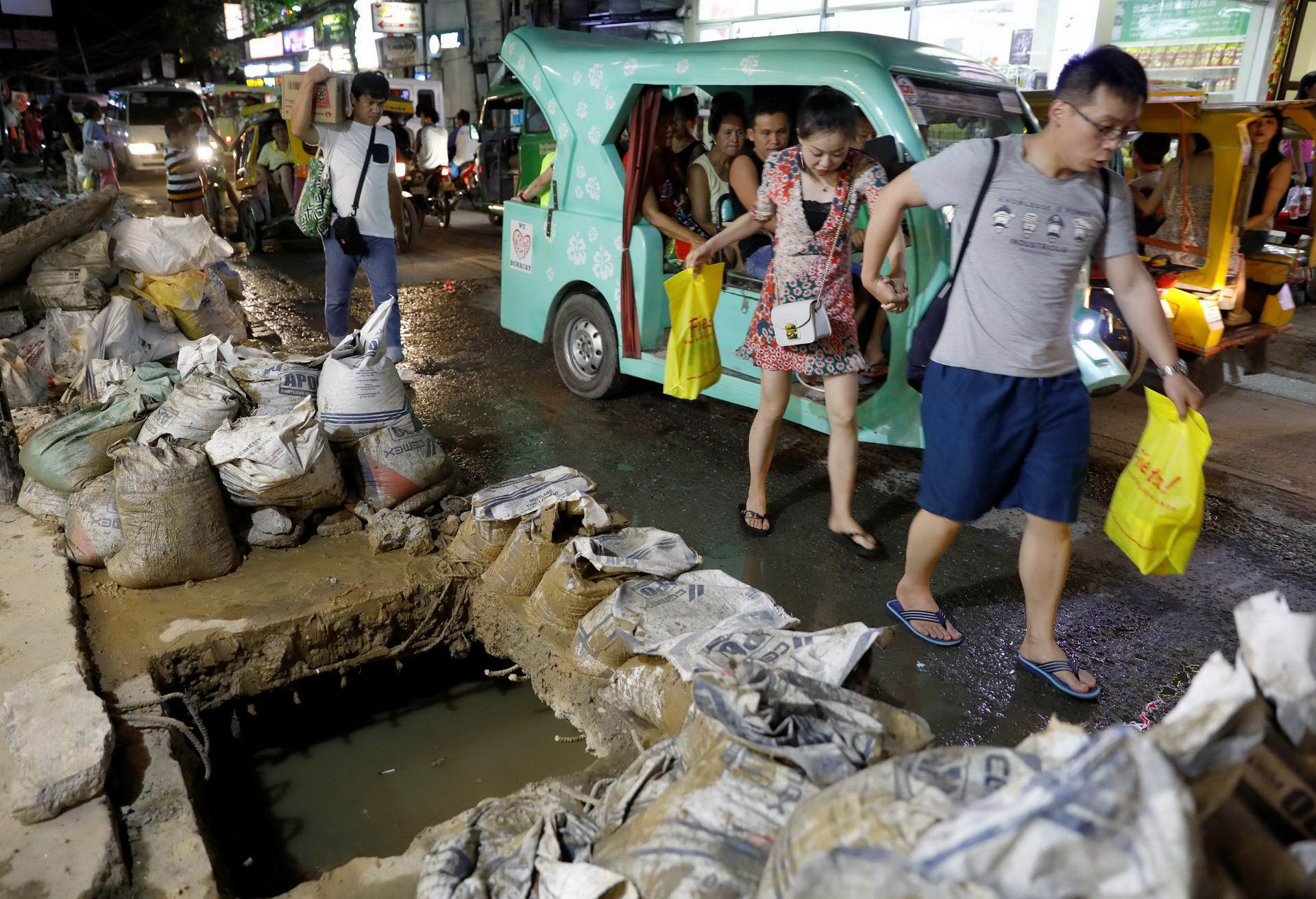 Самые редкие фото Филиппин