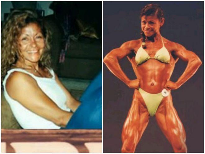 Женщины и стероиды: как это отразилась на истории