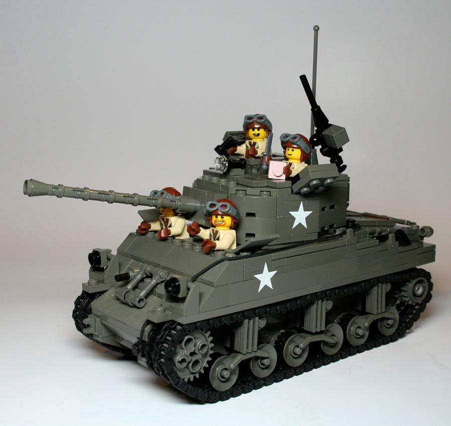Работы из Лего: красота в деталях