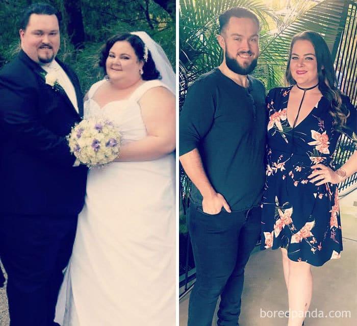 Поразительные фото после похудения: самая большая подборка до и после
