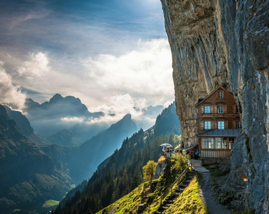 Редкие места по всему миру, в которых можно отдохнуть