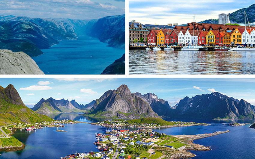 Страны, где хочется жить!