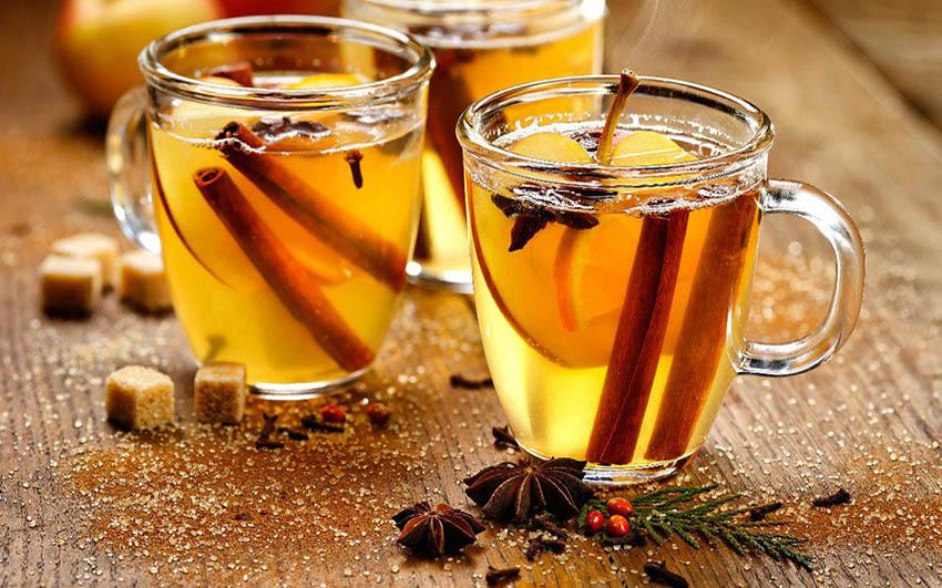 Что пьют на Новый Год в разных странах мира!
