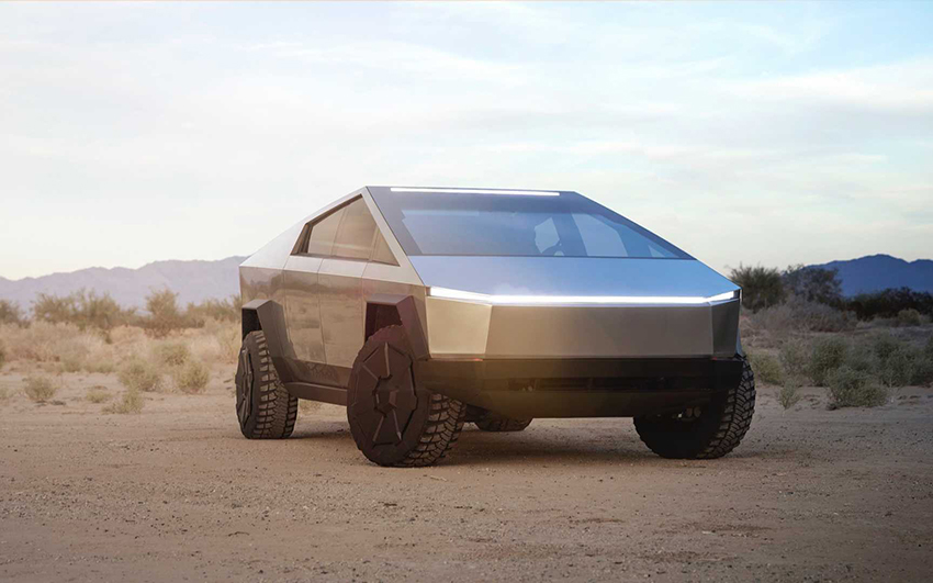 Интересные факты про Cybertrack Tesla: Илон Маск облажался и победил?