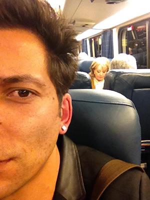 Знаменитости в метро: как селебрити ездят на общественном траспорте
