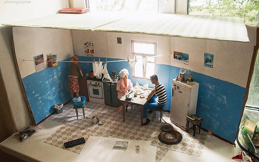 Современный оксюморон: как выглядит Барби в Советском Союзе