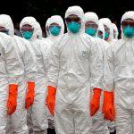 эпидемия коронавирус