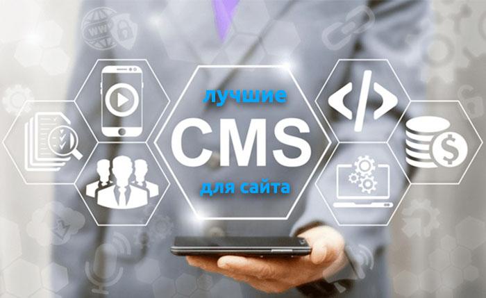 Лучшие CMS для сайта: какой движок выбрать