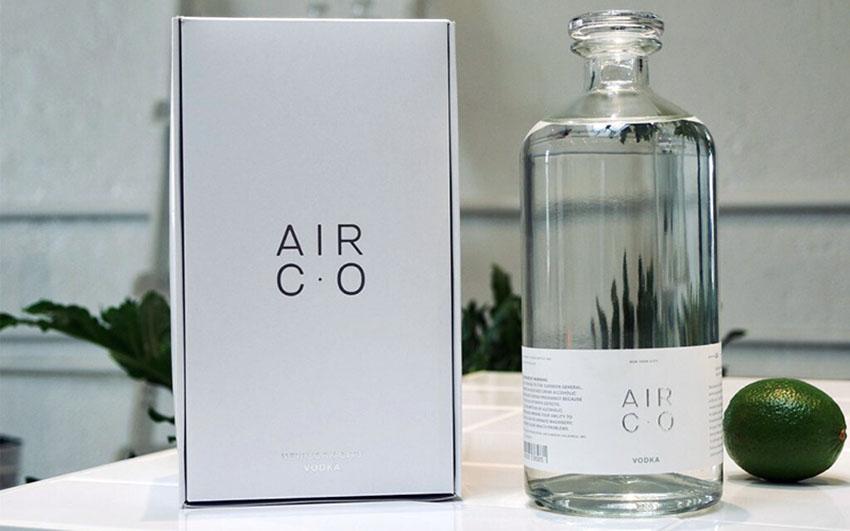 Эко-водка из воздуха