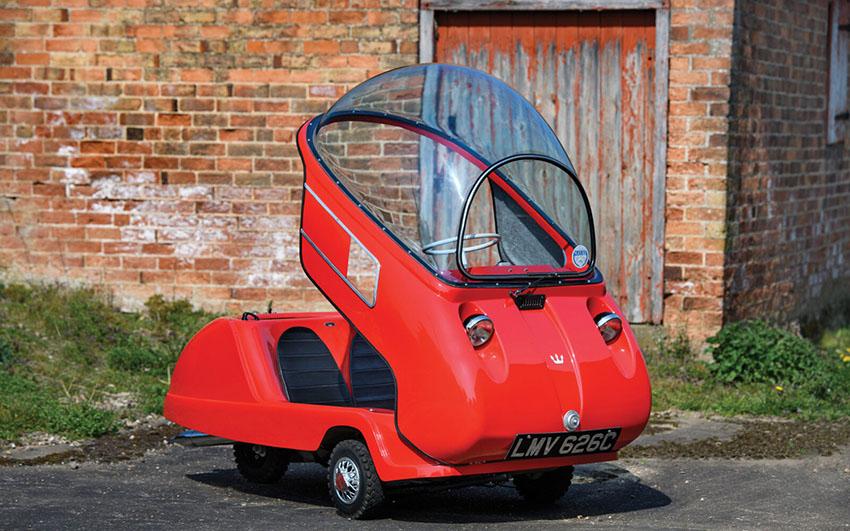 Самые маленькие авто в мире
